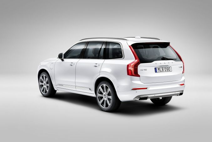 Volvo XC90 Estate 2.0 T6 R Design 5dr AWD Geartronic