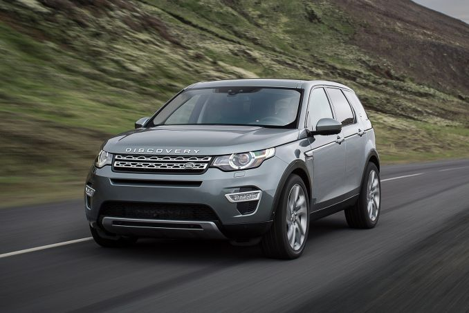Land Rover Discovery Sport Diesel SW 2.0 TD4 180 SE Tech 5dr Auto