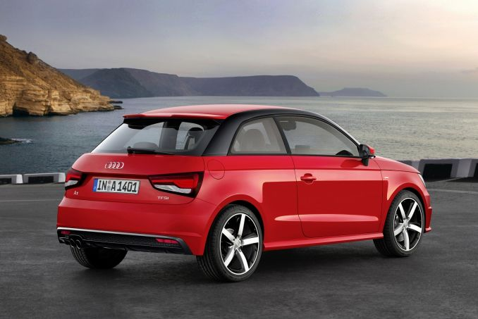 Audi A1 Sportback 1.0 Tfsi Sport 5dr S Tronic On Lease From £220.92