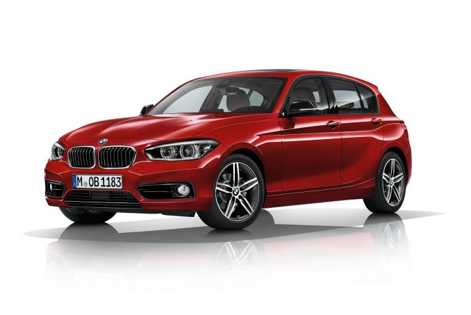 bmw 1 series diesel hatchback 116d efficientdynamics plus 5dr on lease from. Black Bedroom Furniture Sets. Home Design Ideas