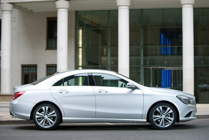 Class Diesel Coupe Cla 220