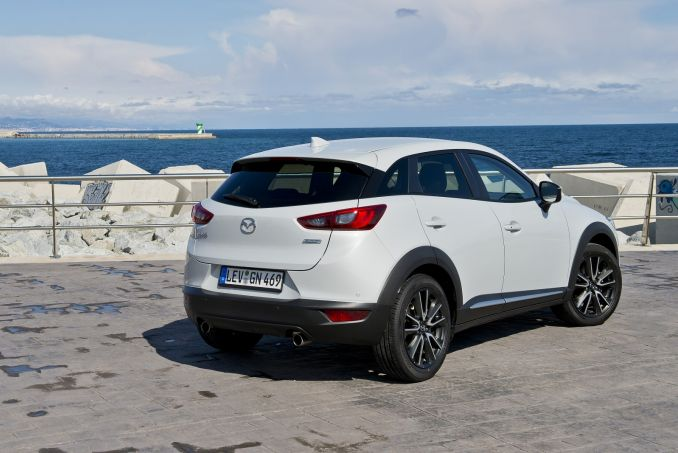 mazda cx 3 diesel hatchback 1 5d on lease from. Black Bedroom Furniture Sets. Home Design Ideas