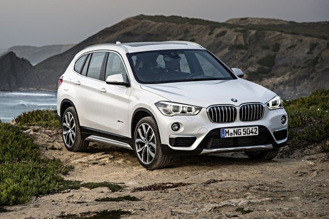 bmw x1 diesel estate sdrive 18d se 5dr step auto on lease from. Black Bedroom Furniture Sets. Home Design Ideas