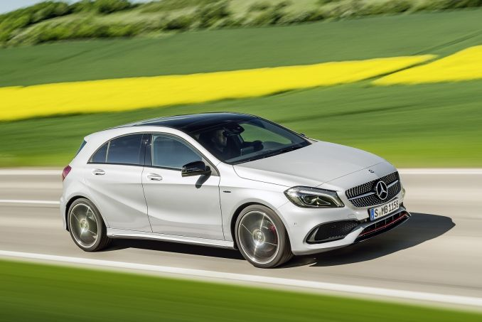 Mercedes-Benz A Class Hatchback A180 SE Executive 5dr