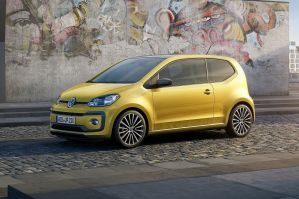 VOLKSWAGEN UP HATCHBACK 1.0