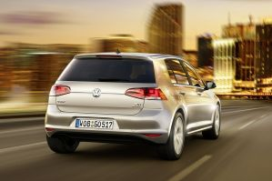VOLKSWAGEN GOLF HATCHBACK 1.0 TSI Match BlueMotion Edition