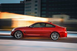 BMW 4 SERIES COUPE 420i xDrive