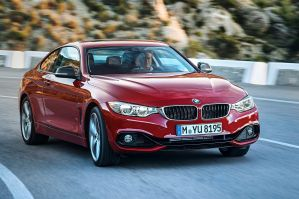 BMW 4 SERIES COUPE 420i