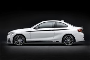 BMW 2 SERIES COUPE 218i