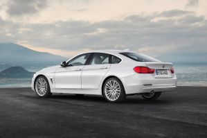 BMW 4 SERIES GRAN COUPE 420i