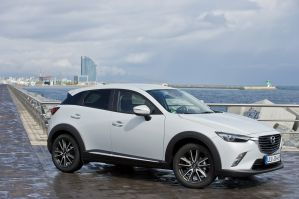 MAZDA CX-3 HATCHBACK 2.0L