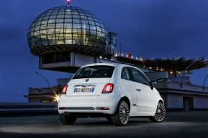 FIAT 500 HATCHBACK 1.2 Pop